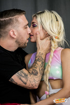 Valentina Paradis y Bryan Gozzling