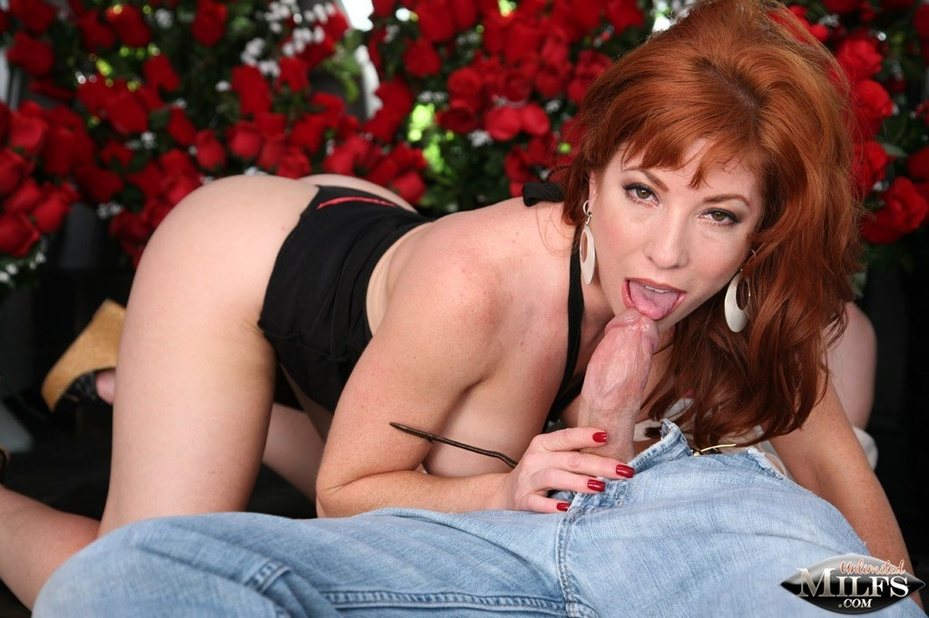Mature redhead brittany, fat girls nakeds