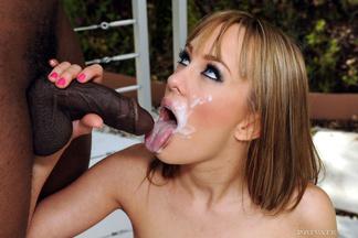 Sexo interracial con Blue Angel, foto 13