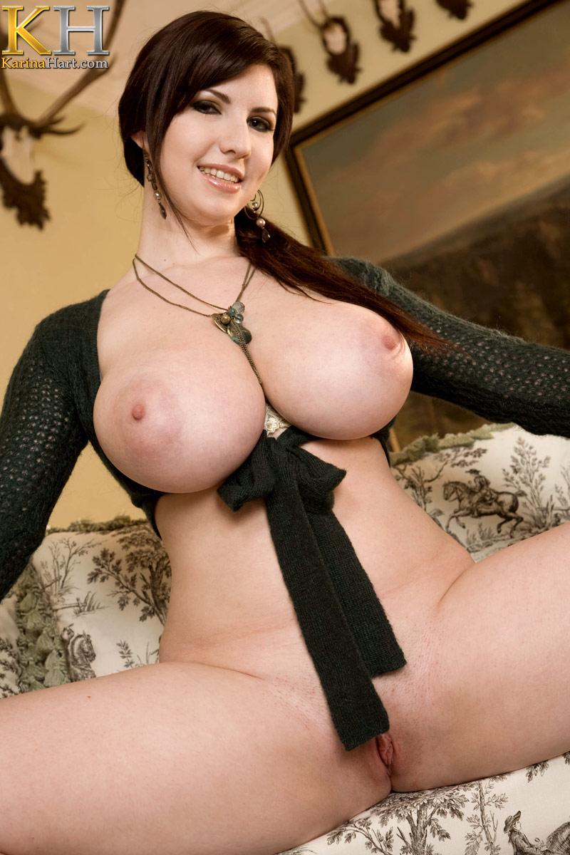 Karina hart и негр