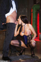 Sexo con Kortney Kane Vs. Derrick Pierce, foto 3