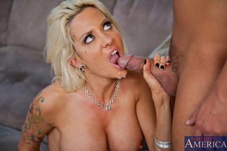 Sexo con Helly Mae Hellfire y Rocco Reed, foto 14