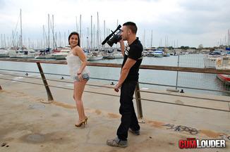 A Susana Abril le gusta follar en sitios públicos, foto 4