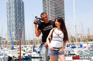 Victoria Cruz follada mientras Juan-Z la graba con una cam porno, foto 2