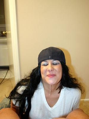 Tina Marsolis y desconocido