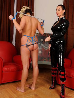 LaTaya Roxx y Lola