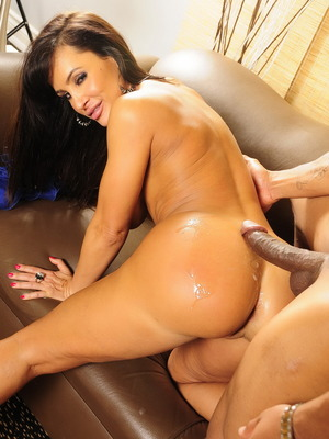 Lisa Ann y Dirk Huge