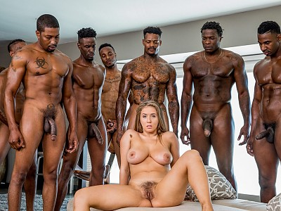 Lena Paul,Dirk Huge,Darwin Slimpoke,Jax Slayher,Louie Smalls,Jason Luv,Sevyan Harden,Jason Brown y Isiah Maxwell