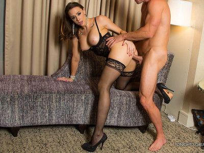 Chanel Preston y Johnny Sins