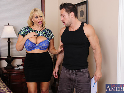 Karen Fisher y Johnny Castle