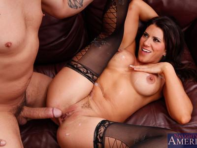 Leena Sky y Anthony Rosano