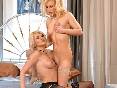 Jasmin Field y Antynia Rouge