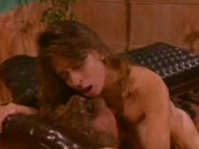 Christy Canyon y desconocido