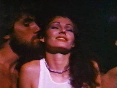 Annette Haven, Hershel Savage, Lisa DeLeeuw y Mike Horner