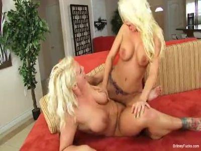 Britney Amber y Sadie Swede
