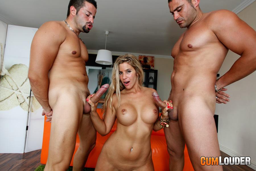 Carol Ferrer,Juan-Z y Nick Moreno, foto 8