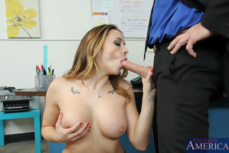 Chanel Preston y Evan Stone