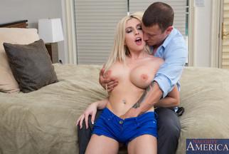 Christie Stevens en un anal con Mr. Pete, foto 5