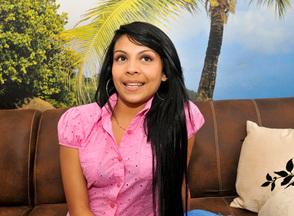 Follada con la latina Daniela, foto 1