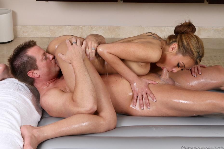 extremo masaje mamada