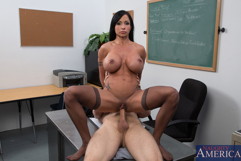 Sara Jay My First Sex Profesora Se Folla Al Alumno 63