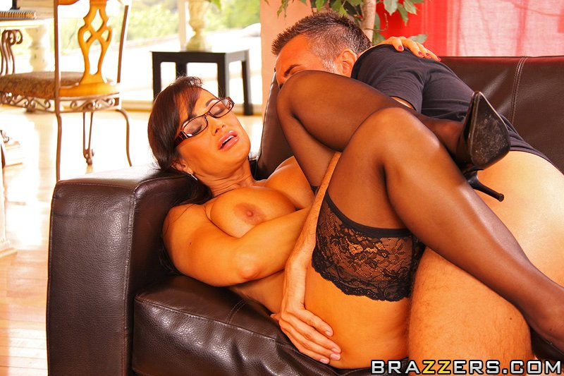 Lisa Ann & Keiran Lee - Naked Therapy