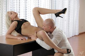 Katy Rose y Pavel Matous